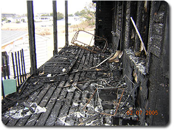 New Bern Public Adjuster - Fire Damage Property Claim
