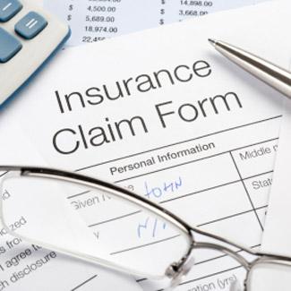 Insurance Claim Form - Public Adjuster NC