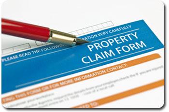 Property Damage Claim Form