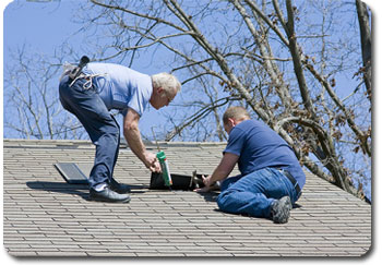 Roof inspection and repair