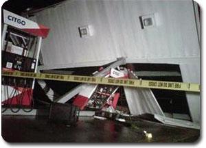 Davidson County - Randolph County Tornado Damage