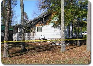 Rocky Mount Public Adjuster NC - Fire Damage