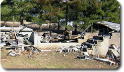 NC Fire Damage Claim - Public Adjuster in NC