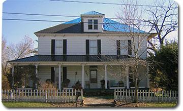 Wind Damage - Johnston County NC Public Adjuster