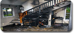 North Carolina Fire Damage Claim - Public Adjuster in  NC