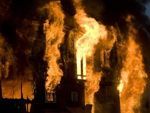 Public Adjuster whole house fire